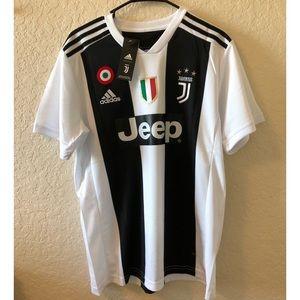 Cristiano Ronaldo Jersey Juventus  18/19 Home CR7